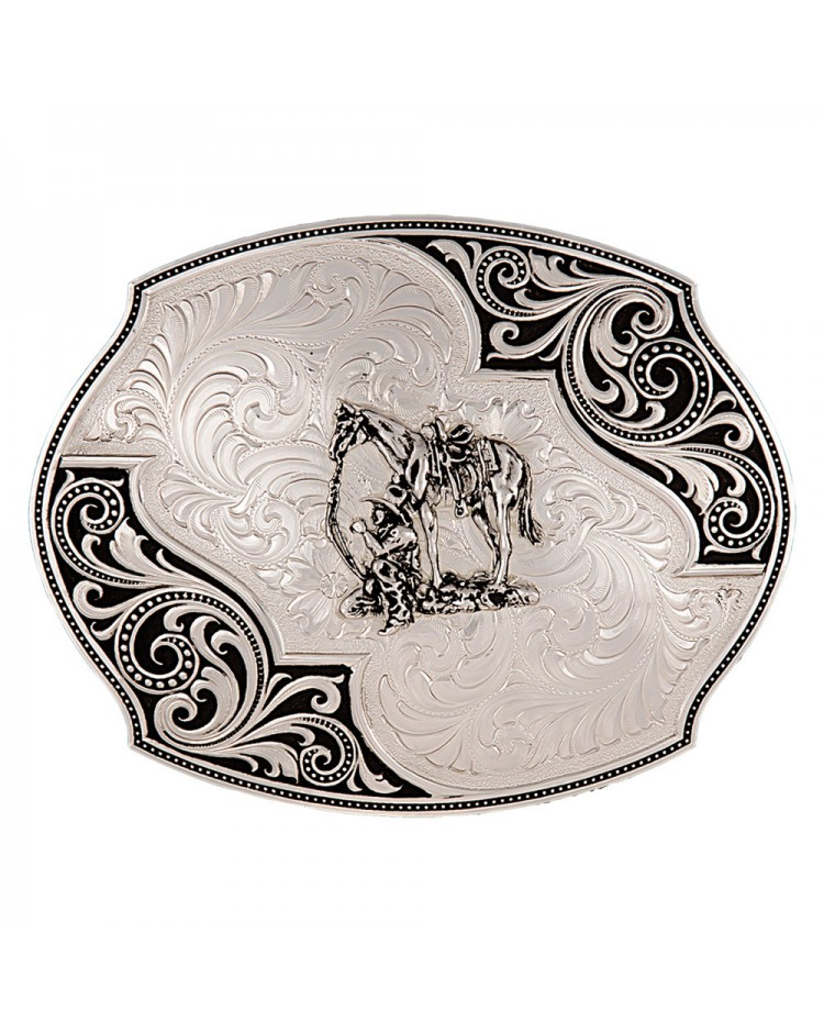 Buckle Montana Silversmiths