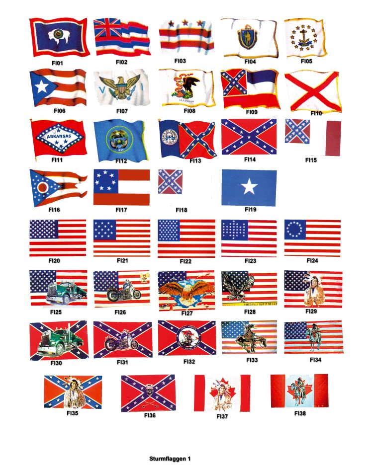 Sturmflaggen