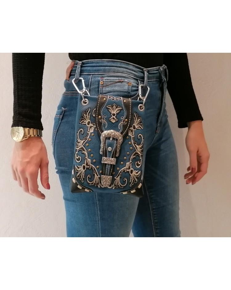 Gürtel- Hüfttasche